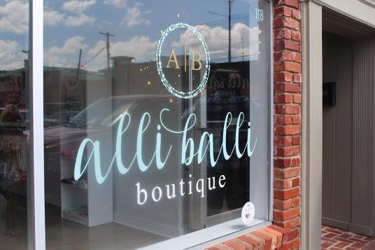Alli Balli Boutique