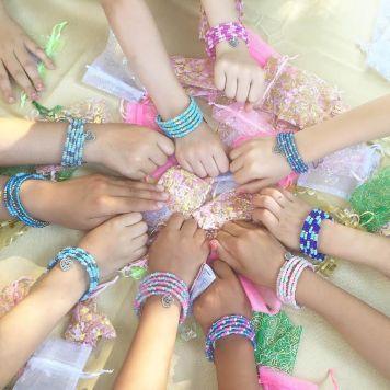 Friendship Bracelet Package
