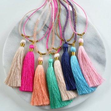 Tassel Necklace Package