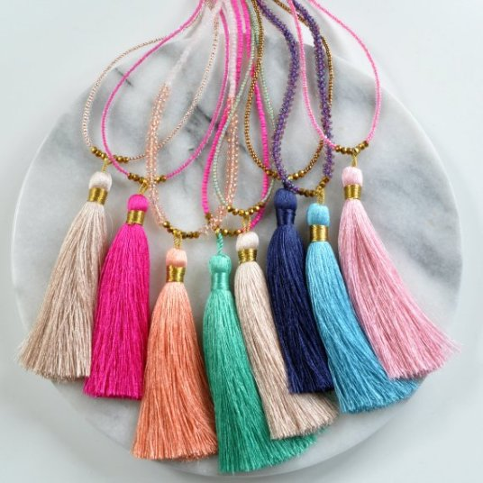 Tassel Necklace Package